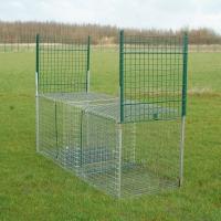 Cage spéciale renard