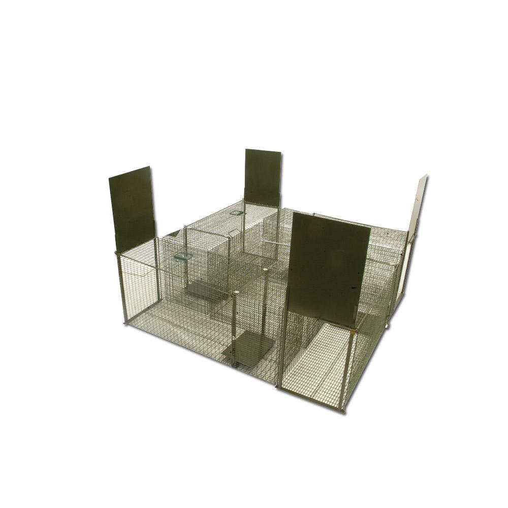 ducatillon boite fauve 4 entr es pi ges et r pulsifs. Black Bedroom Furniture Sets. Home Design Ideas
