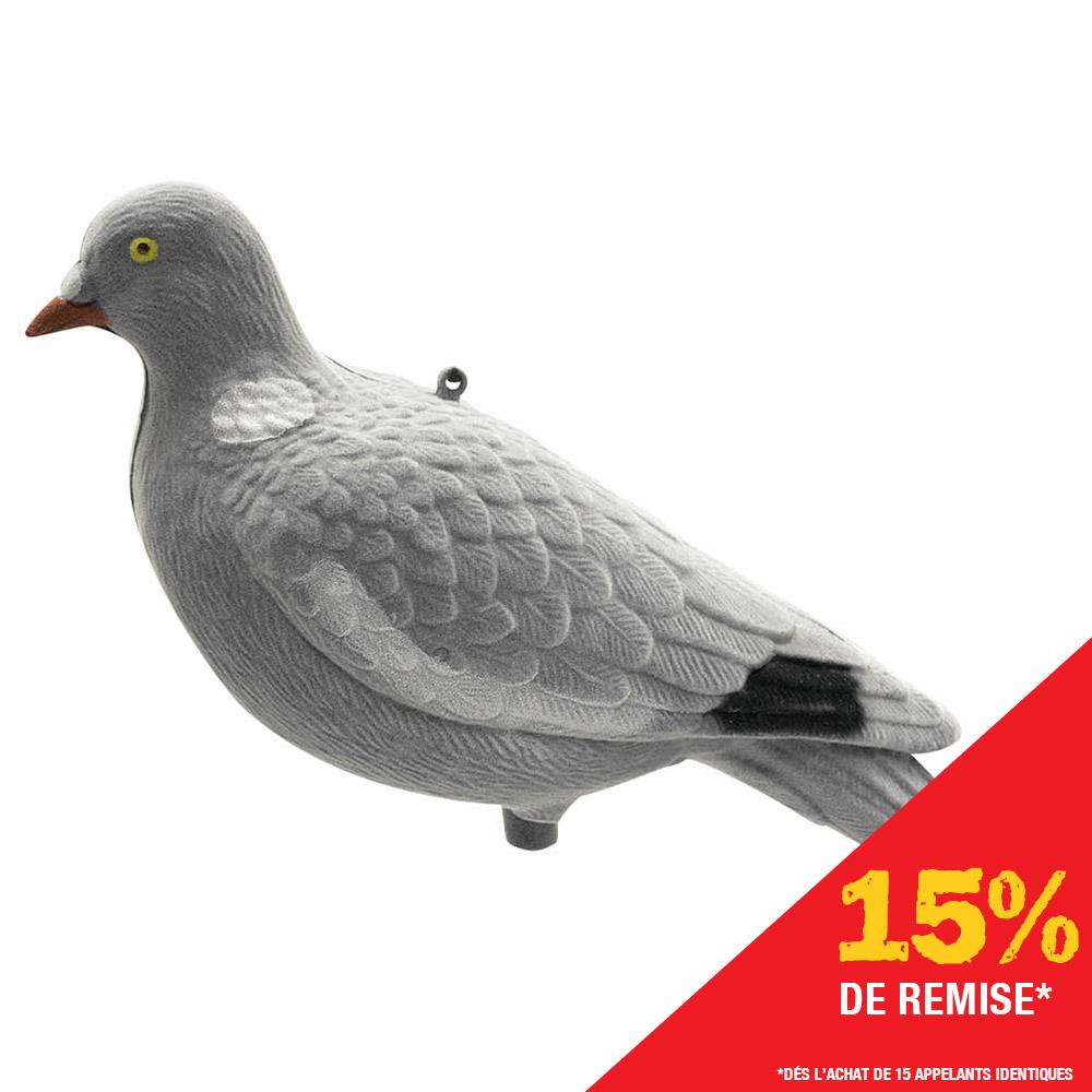 ducatillon appelant pigeon floqu forme pleine chasse. Black Bedroom Furniture Sets. Home Design Ideas