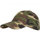 Casquette de chasse camouflage