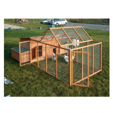Le terrier des lapins afficher le sujet besoin for Cage a lapin exterieur