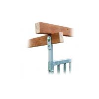 Support de toiture pour chenil