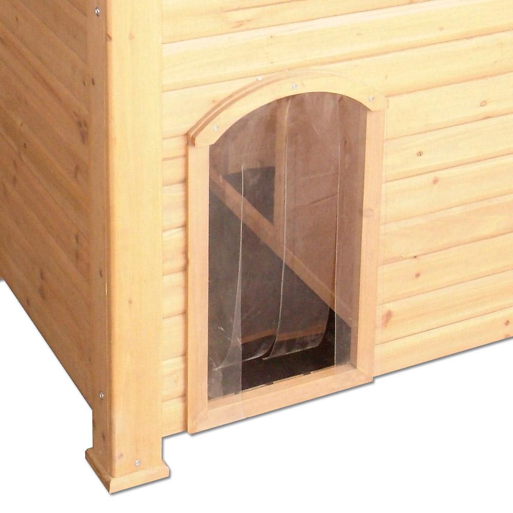 Plan niche chat bois - Plan pour faire une niche pour chien ...