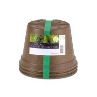 Pots biodégradables diamètre 20cm