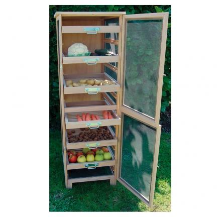 Fruitier/ Légumier en bois