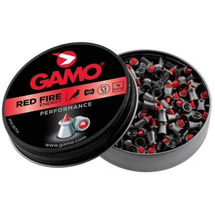 Plombs Red Fire Gamo