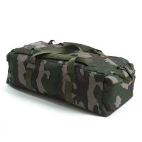 Sac de voyage camouflage, 75 l