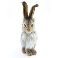 Peluche lièvre 23cm