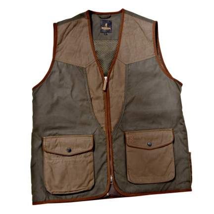 Gilet Upland Hunter browning Taille S