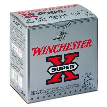 cartouches Winchester Drylok 35g