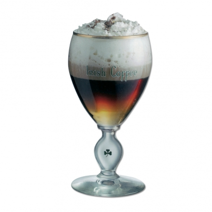 Les 6 verres à Irish Coffee